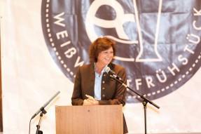 Ilse Aigner, Stellvertretende Ministerpräsidentin und Bayerische Staatsministerin für Wirtschaft und Medien, Energie und Technologie  ©Lucian Mitiu / mitiuphoto.de