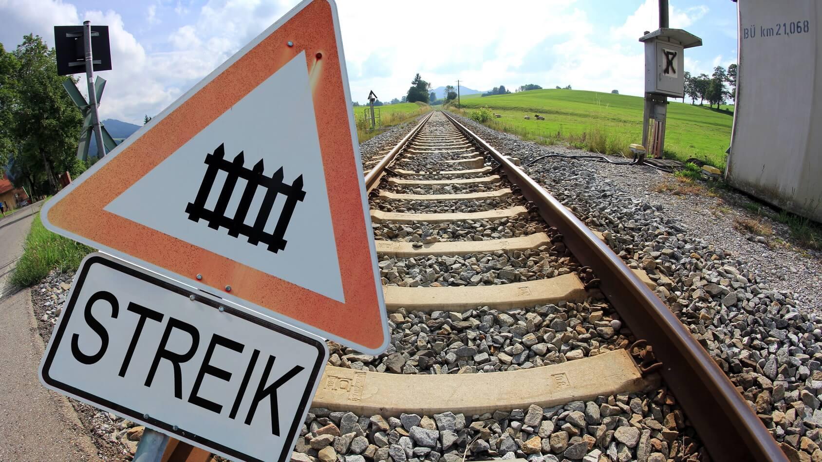 Www Bahnstreik