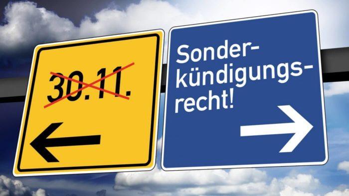 Foto zu Sonderkündigungsrecht Kfz-Versicherung: Wann greift es?