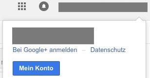 Gmail Konto löschen 1