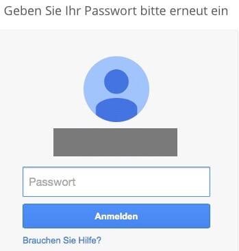 Gmail Konto löschen 4