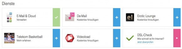 T-Online Email Adresse loeschen - E-Mail und Cloud