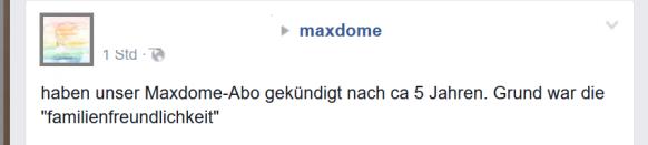 Maxdome nimmt queer aus der Mediathek