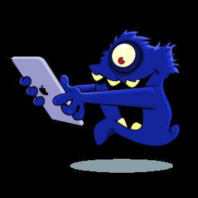 Online-Videothek-Monster