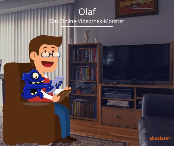 Olaf - Das Online-Videothek-Monster TV