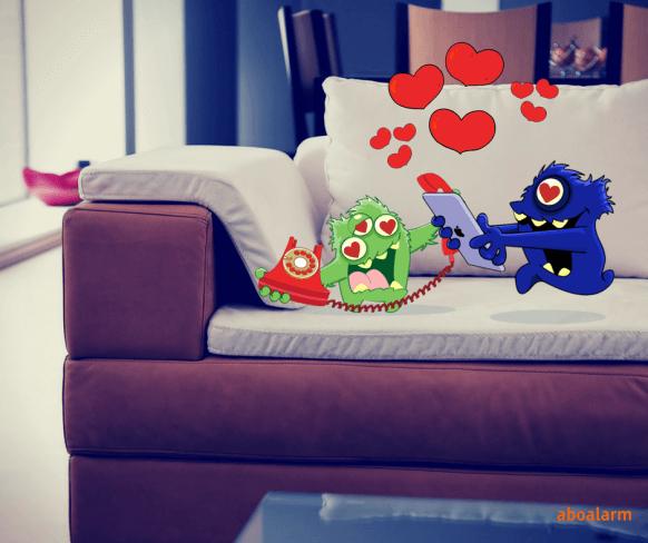 Olaf - Das Online-Videothek-Monster verliebt