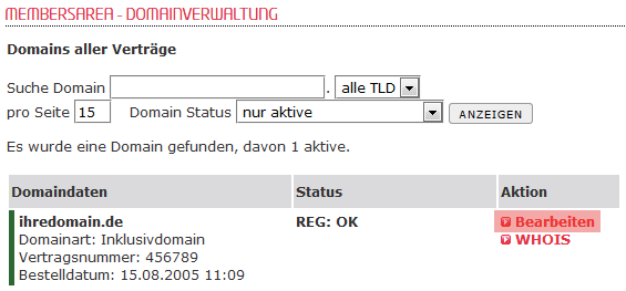 All-Inkl.com kündigen