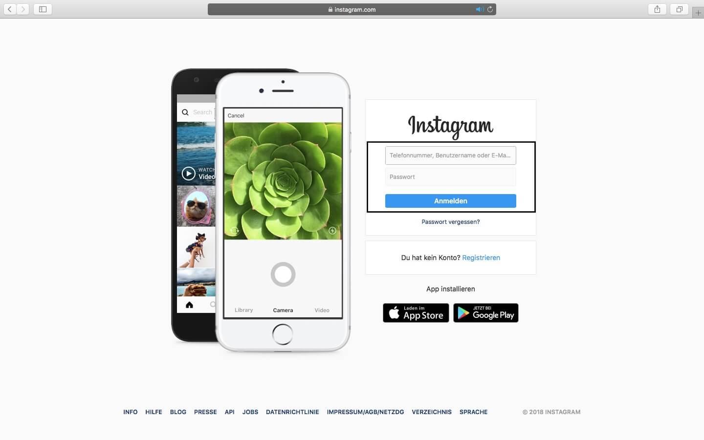 Instagram löschen: Mit nur wenigen Klicks bist du deinen