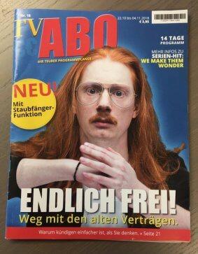 aboalarm TV-Sport Fernsehzeitung