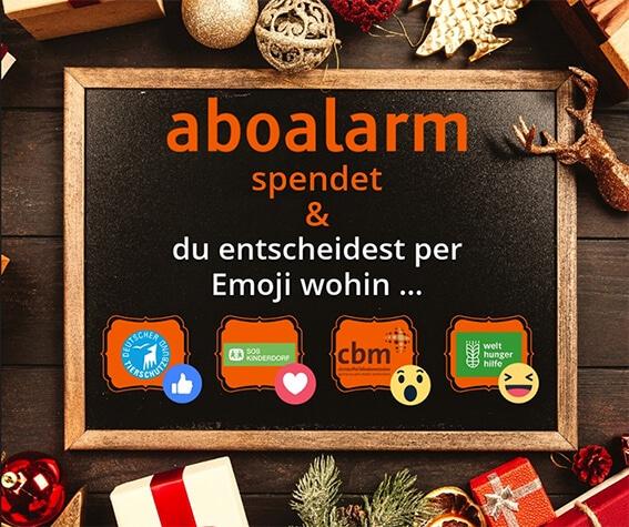 Weihnachts-Spendenaktion