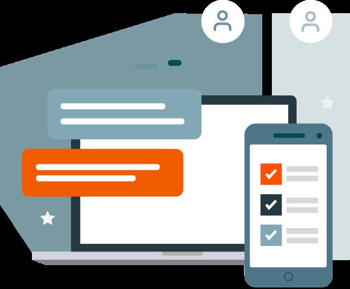 Wir kooperieren mit den folgenden Unternehmen um unseren Service für die Nutzerinnen und Nutzer stetig zu verbessern.